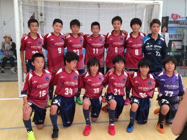 【U-15】東京都ユースフットサルリーグ第2節結果