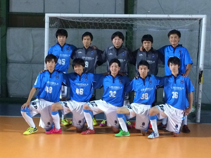 【U-18】東京都ユースフットサルリーグ第3節結果の画像