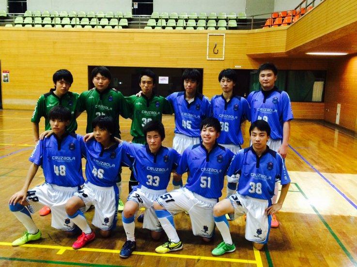 【U-18】東京都ユースフットサルリーグ 第5節、最終節結果の画像