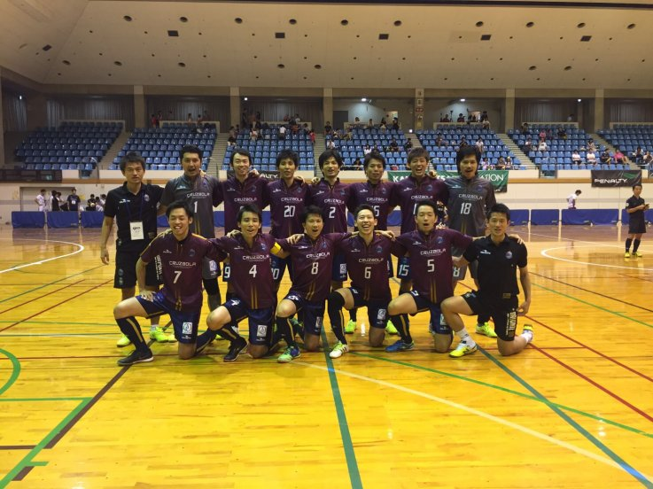 Super Sports XEBIO 関東フットサルリーグ2016 1部 第5節の結果の画像