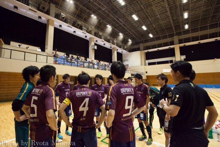 Super Sports XEBIO 関東フットサルリーグ2016 1部 第6節のお知らせの画像