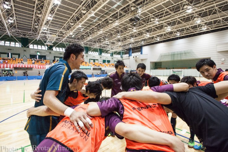Super Sports XEBIO 関東フットサルリーグ2016 1部 第7節のお知らせの画像