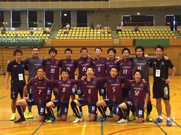 Super Sports XEBIO 関東フットサルリーグ2016 1部 第7節の結果の画像