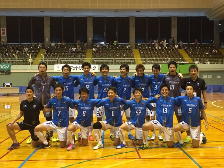 Super Sports XEBIO 関東フットサルリーグ2016 1部 第9節の結果の画像