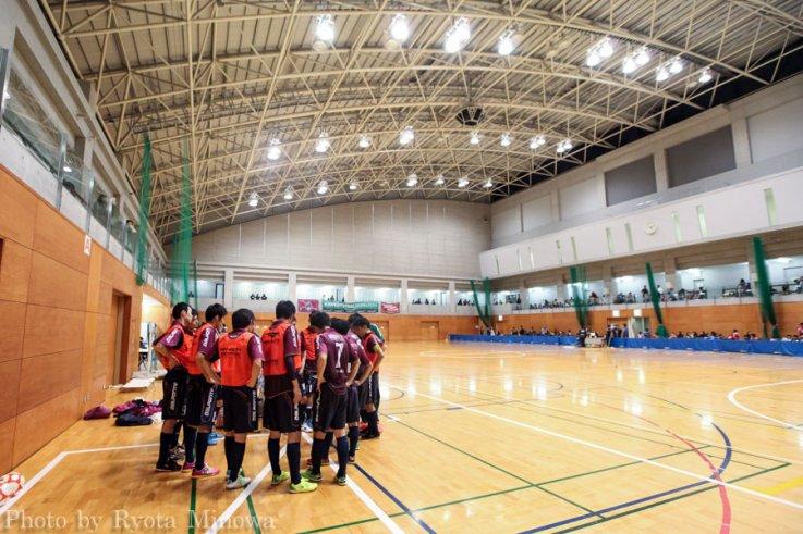 Super Sports XEBIO 関東フットサルリーグ2016 1部 第12節のお知らせの画像