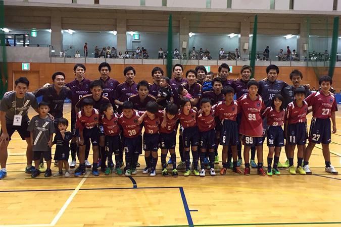 Super Sports XEBIO 関東フットサルリーグ2016 1部 第12節の結果の画像