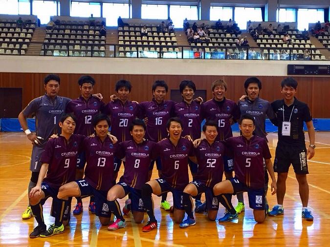 Super Sports XEBIO 関東フットサルリーグ2016 1部 第14節の結果の画像