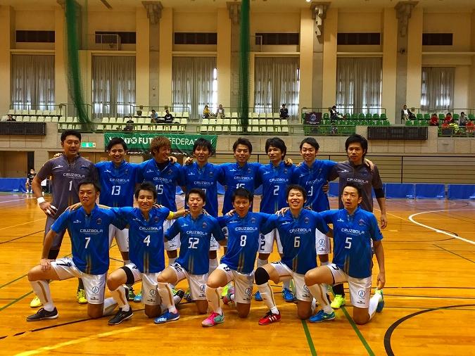 Super Sports XEBIO 関東フットサルリーグ2016 1部 第10節の結果の画像