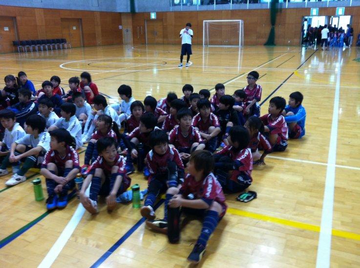 【U-8~12】第4回東京ドーム杯結果