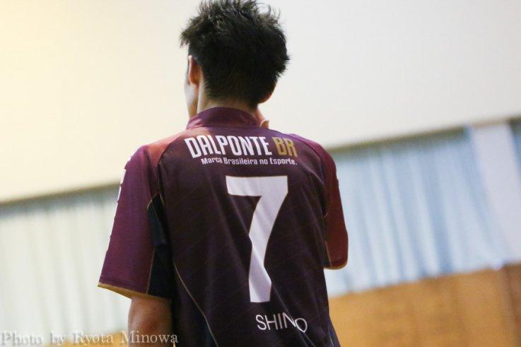 No.7 武内新之介選手 引退のお知らせの画像