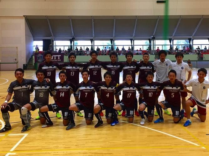 Super Sports XEBIO 関東フットサルリーグ2017 1部 第8節の結果の画像