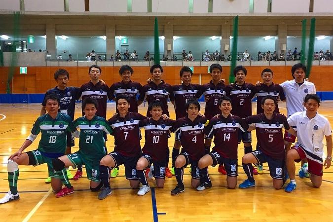 Super Sports XEBIO 関東フットサルリーグ2017 1部 第13節の結果の画像