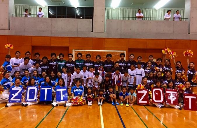 Super Sports XEBIO 関東フットサルリーグ2017 1部 第14節の結果の画像