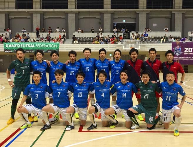 Super Sports XEBIO 第20回関東フットサルリーグ 1部 開幕節の結果の画像