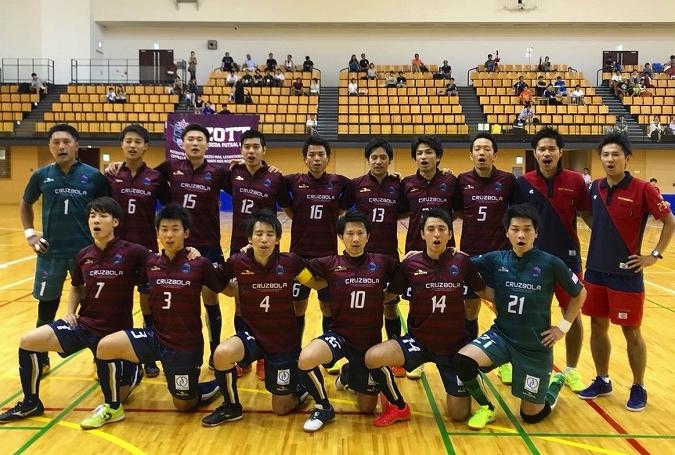 Super Sports XEBIO 第20回関東フットサルリーグ1部 第5節の結果の画像