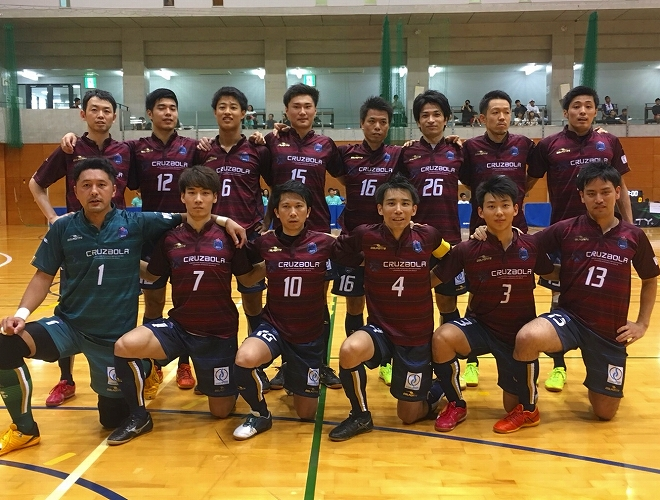 Super Sports XEBIO 第20回関東フットサルリーグ1部 第9節の結果の画像