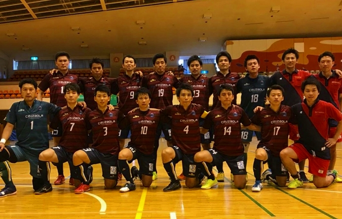 Super Sports XEBIO 第20回関東フットサルリーグ1部 第12節の結果の画像