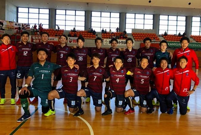 Super Sports XEBIO 第20回関東フットサルリーグ1部 第14節の結果の画像