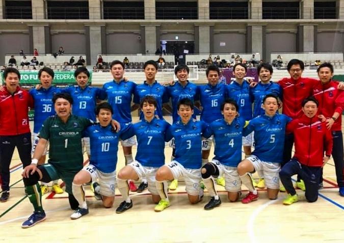 Super Sports XEBIO 第20回関東フットサルリーグ1部 第16/17節の結果の画像