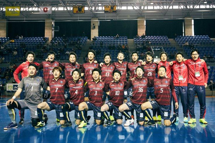 JFA第24回全日本フットサル選手権大会 1回戦結果の画像