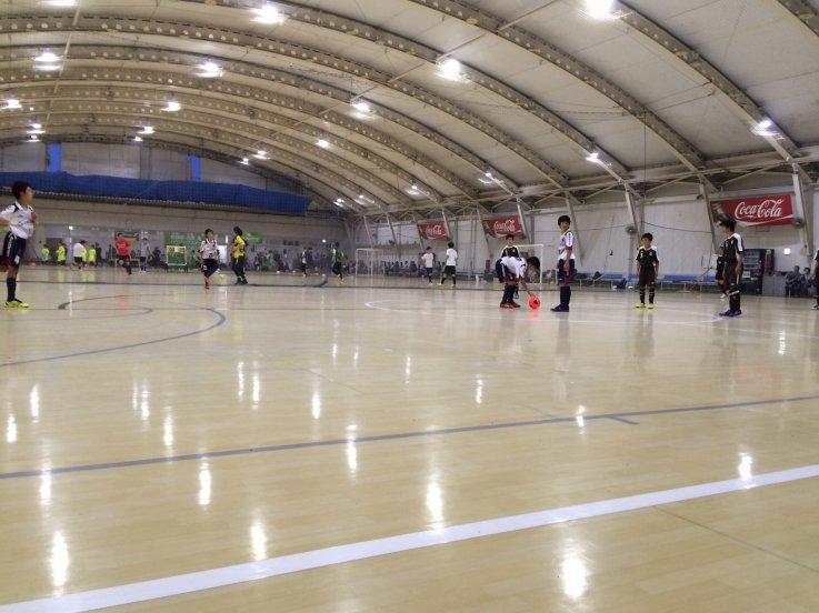 【U-15】東京都ユースフットサルリーグ第2節結果の画像