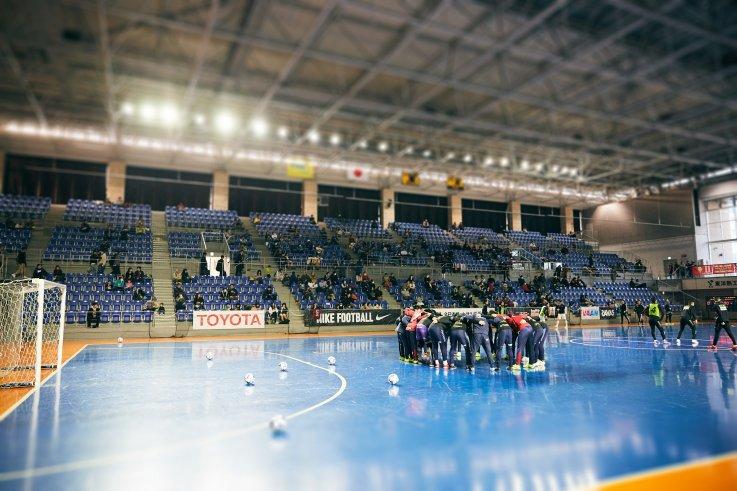 Super Sports XEBIO 第21回関東フットサルリーグ 1部 開幕節 ライブ配信のお知らせの画像