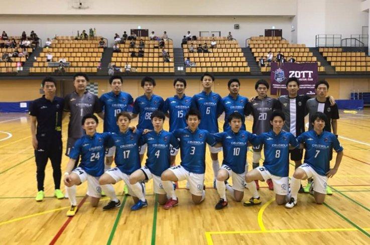 SuperSports XEBIO 第21回関東フットサルリーグ1部 第3節の結果の画像