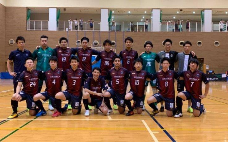 SuperSports XEBIO 第21回関東フットサルリーグ1部 第4節の結果の画像