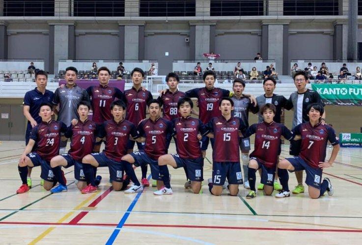 SuperSports XEBIO 第21回関東フットサルリーグ1部 第6節の結果の画像