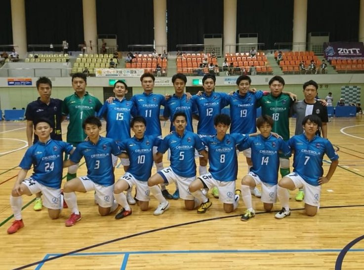 SuperSports XEBIO 第21回関東フットサルリーグ1部 第7節の結果の画像
