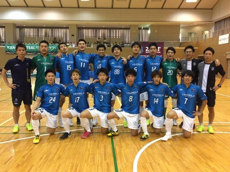 SuperSports XEBIO 第21回関東フットサルリーグ1部 第8節の結果の画像