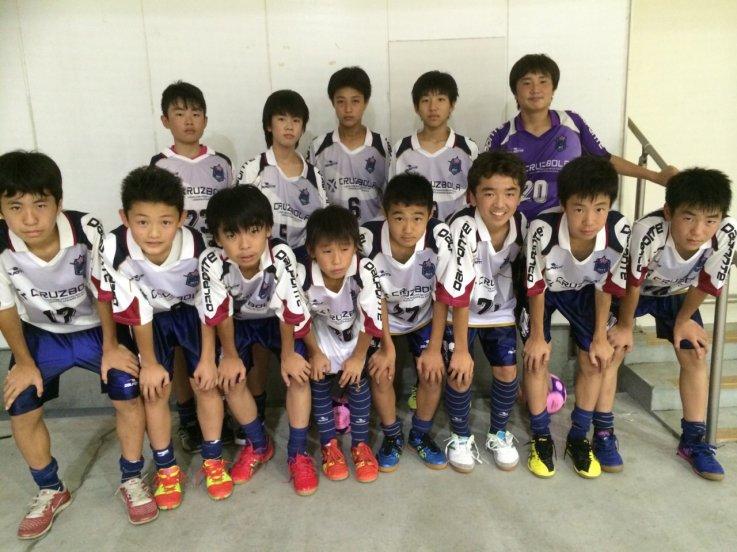 【U-15】東京都ユースフットサルリーグ第4節結果の画像
