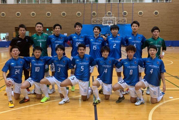 Super Sports XEBIO 第21回関東フットサルリーグ1部 第12節の結果の画像
