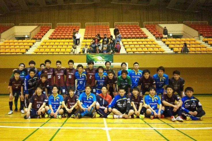 【DalPonteダービー エキシビジョンマッチ】vs Itatica 八戸 @青森県八戸市の画像