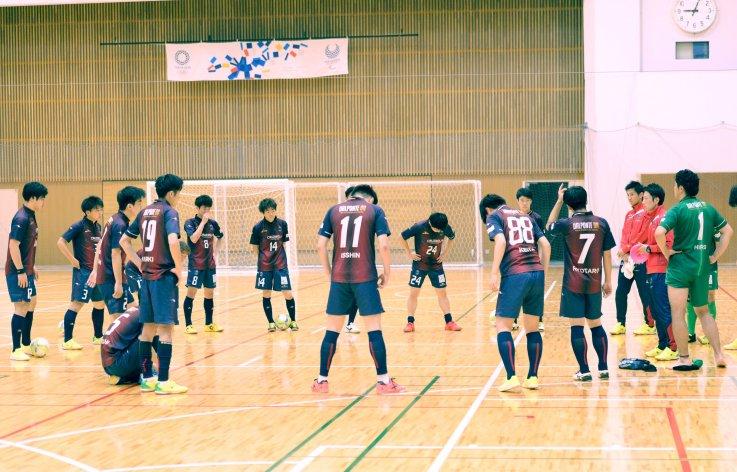【12月25日(水):小豆沢体育館】ZOTT WASEDA 蹴り納めイベントのお知らせの画像