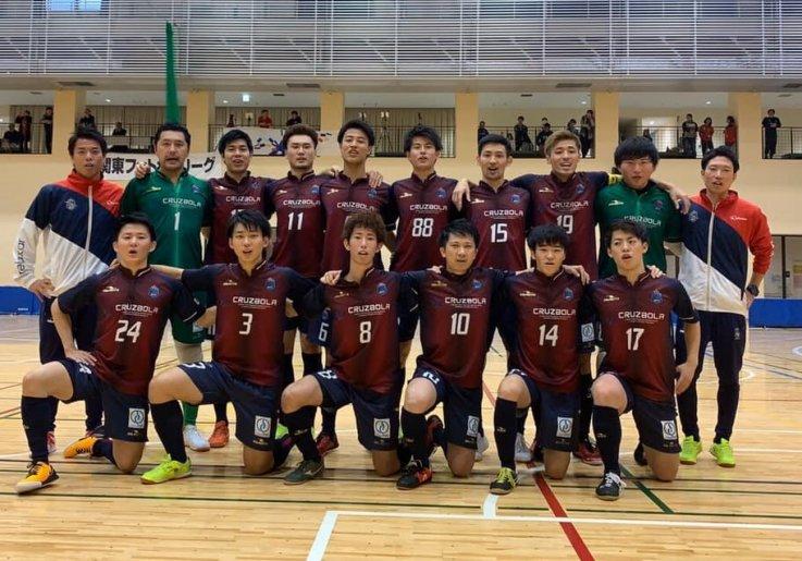 Super Sports XEBIO 第21回関東フットサルリーグ1部 第16節の結果の画像