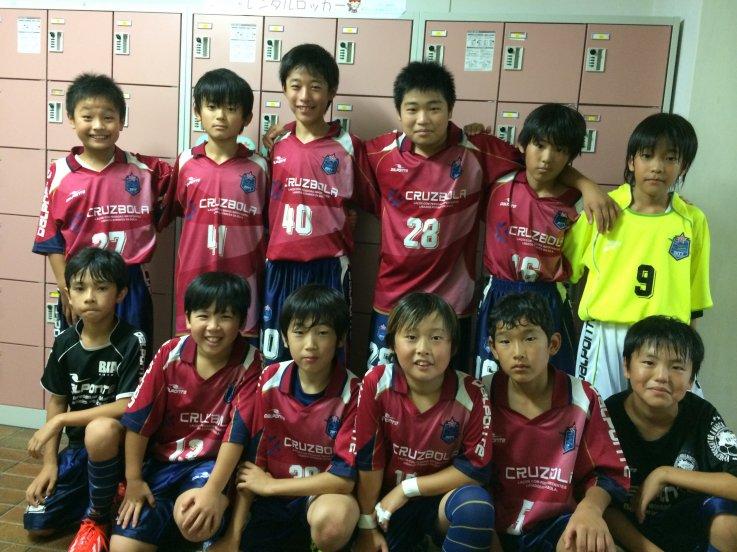 【U-12】バーモントカップ結果