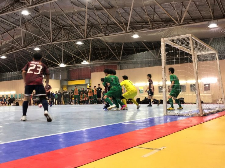 SuperSports XEBIO 東京都フットサル3部Bリーグ2019 第9節試合結果の画像