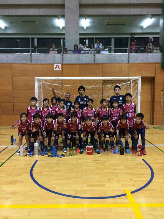 【U-8~12】第7回東京ドーム杯結果の画像