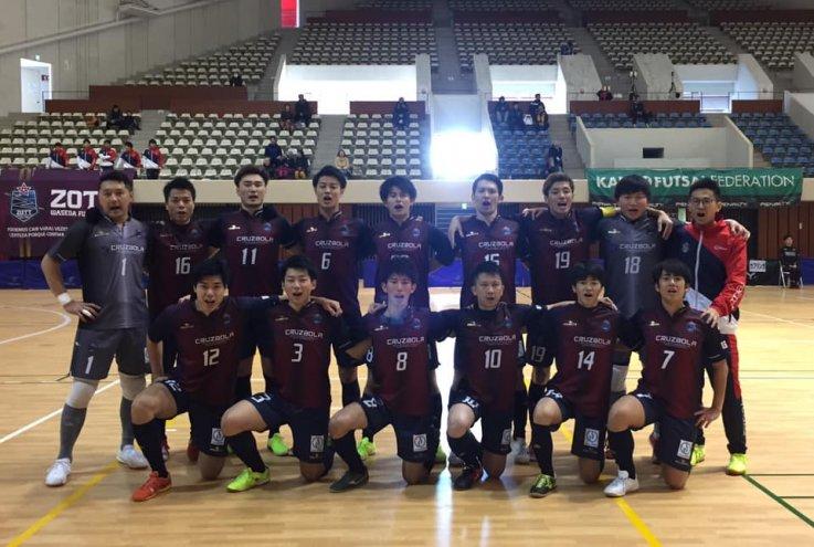 Super Sports XEBIO 第21回関東フットサルリーグ1部 第11節(振替分)の結果の画像