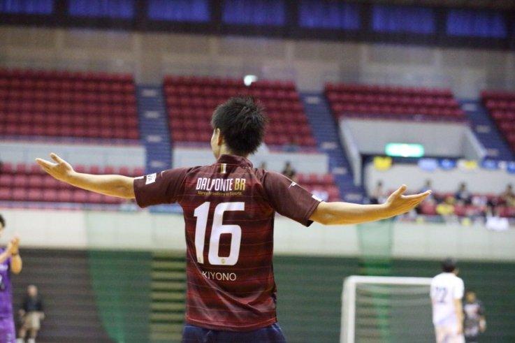 No.16 清野 潤選手 現役引退のお知らせの画像