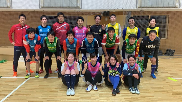 【1月:小豆沢体育館】ZOTTクリニック開催!!の画像
