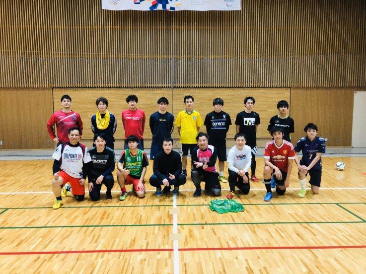 【2020年2月14日:小豆沢体育館】ZOTT個サル開催!!の画像