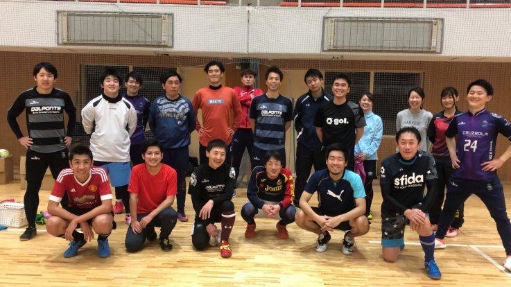 【2月19日】ZOTTクリニック @小豆沢体育館の画像