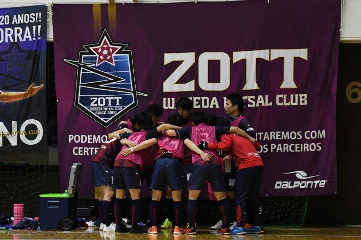【2020年3月:小豆沢体育館】ZOTT TOPチームとのトレーニングマッチ開催のお知らせの画像
