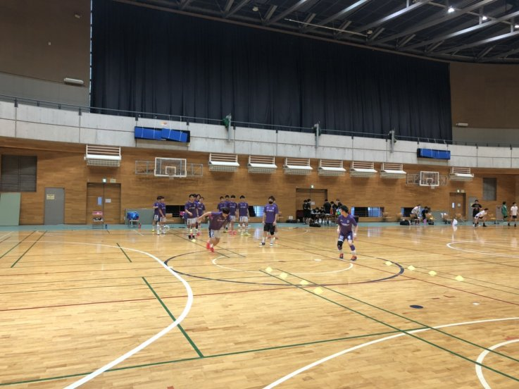 SuperSports XEBIO 東京都フットサル3部Aリーグ2020 第4節試合結果