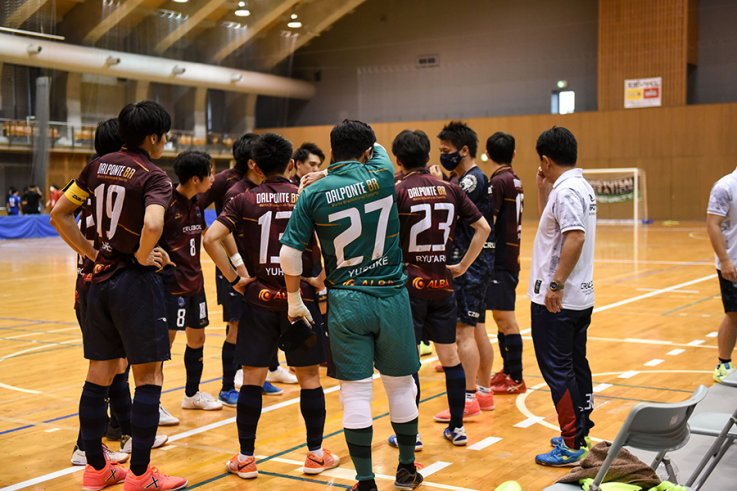 第22回関東フットサルリーグ1部 第7節のお知らせの画像