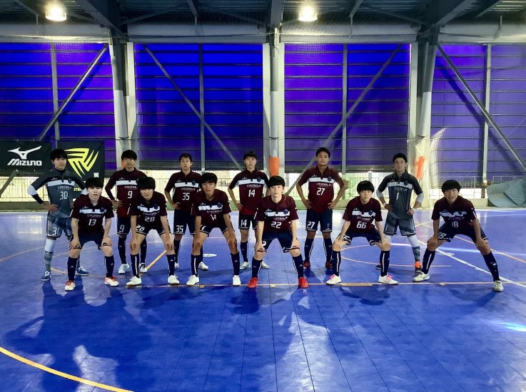 U-18フットサルリーグチャンピオンズカップ 東京都代表決定戦 試合結果の画像