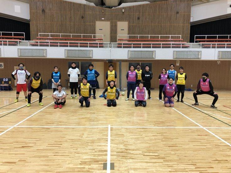 【12月23日:小豆沢体育館】ZOTTクリニック開催!!の画像