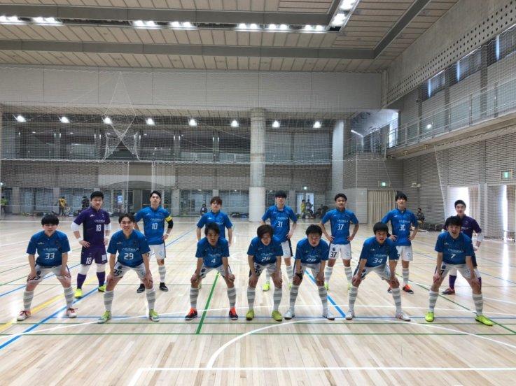 SuperSports XEBIO 東京都フットサル3部Aリーグ2020 第7節試合結果の画像